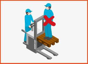 Lifting-without-platform