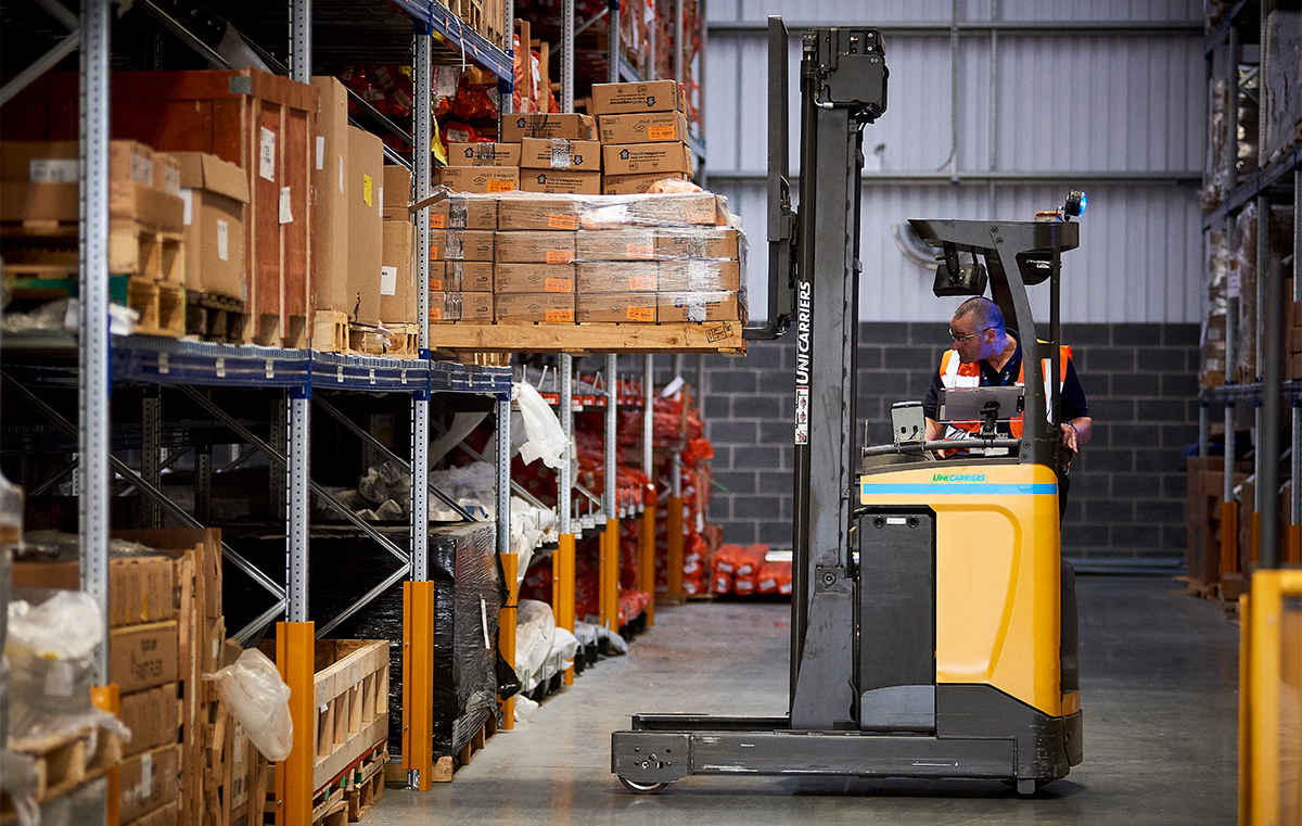 The Material Handling Blog | UniCarriers Europe | UK